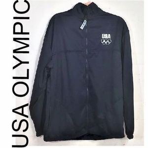 UNITED STATES OLYMPIC COMMITTEE UNISEX JACKET XL